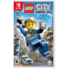 Игра Nintendo Switch на картридже Lego City Undercover